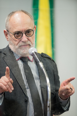 Retrato. Retrato. Vereador Pedro Ruas.