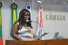 Vereadora Laura Sito (PT)