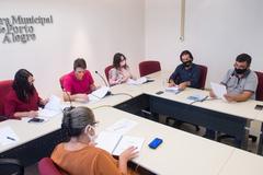 Primeira reunião da comissão em 2021 discutiu pautas para o ano