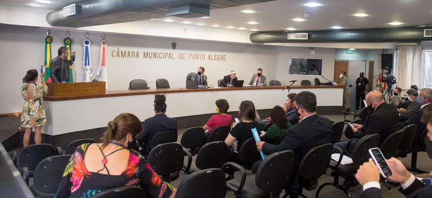 Sessões plenárias, a partir do começo de março, serão apenas virtuais e nas quartas-feiras