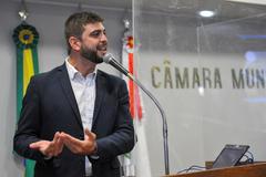 Proposição foi apresentada pelo vereador Felipe Camozzato (NOVO)
