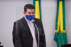 Vereador Conselheiro Marcelo Bernardi (PSDB)
