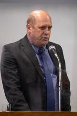 Retrato vereador Gilson Padeiro.