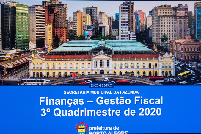 Audiência Pública Metas Fiscais 3º quadrimestre de 2020.