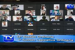 13ª Sessão Ordinária da 1ª Sessão Legislativa