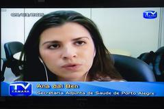 Secretária Ana Dal Ben