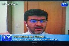 Juiz Francisco Rossal de Araújo