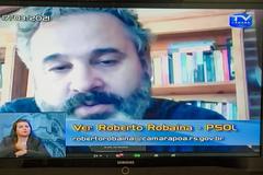 Vereador Roberto Robaina (PSOL) era o autor da proposta