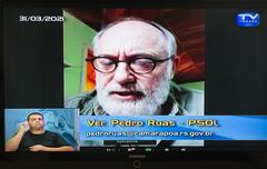 Ver. Pedro Ruas - PSOL