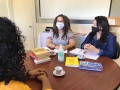A Vereadora Psicóloga Tanise Sabino implanta Gestão de Desempenho com a sua equipe de trabalho