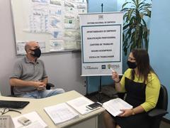 Vereadora Psicóloga Tanise Sabino realiza reunião no SINE de Porto Alegre sobre a inclusão das mulheres no mercado de trabalho