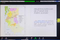 Sistematização dos Projetos Especiais de Impacto Urbano de 2° Grau em Porto Alegre