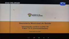 Reunião para debate de demandas da sociedade sobre as Unidades de Atendimento e vacinação na capital.