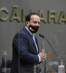 Vereador Moisés Barboza apresentou o projeto no Plenário Otávio Rocha