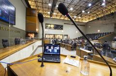 Sessões ordinárias estão sendo novamente realizadas a partir do Plenário Otávio Rocha