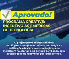 A iniciativa tornará Porto Alegre mais competitiva.