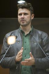 Retrato. Vereador Jessé Sangalli.