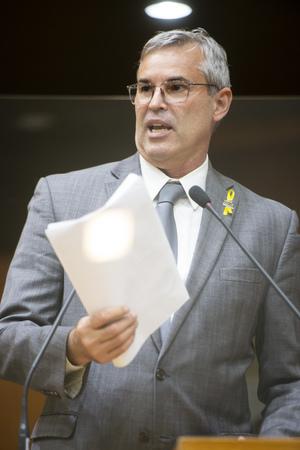 Sessão Ordinária - Retrato. Vereador Mauro Pinheiro. (Foto: Jeannifer Machado/CMPA)