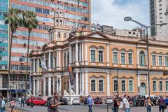 Sede da Prefeitura de Porto Alegre, Paço Municipal.