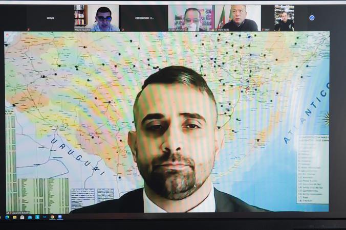 CEDECONDH - Situação de presos em viaturas, NUGESP, situação das cadeias de Porto Alegre e regulamentação da Polícia Penal no Estado.CONVIDADOS: SUSEPE, Secretaria de Justiça, Cidadania e Direitos Humanos, Gabinete do Vice Governador, SSP-RS, Conselho Penitenciário do RS, ASPERGS – Associação dos Servidores Penitenciários Administrativos do RS, APROPENS – Associação dos Técnicos Superiores Penitenciários do Rio Grande do Sul, Associação dos Monitores e Agentes Penitenciários do Rio Grande do Sul.  Participação dos Vereadores da Comissão e diversas autoridades no assunto. (Foto: Elson Sempé Pedroso/CMPA)