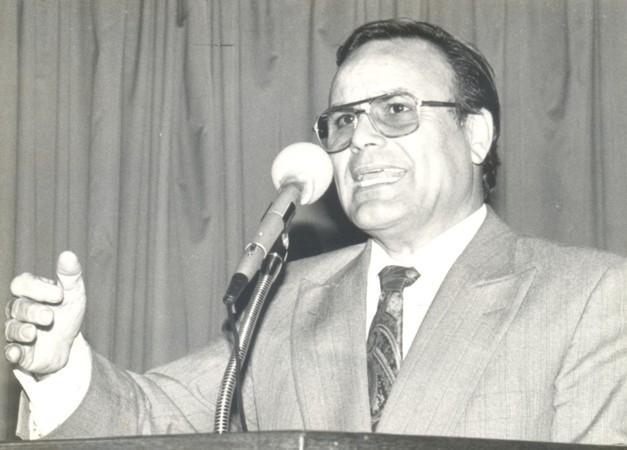 Ex-vereador Clóvis Brum