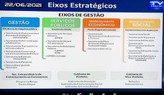PPA foi elaborado a partir de quatro eixos de gestão