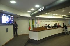 Bairro Moinhos: a relação entre moradores e empreendedores.Convidados: Sr. Rodrigo Lorenzoni – Secretário Municipal de Desenvolvimento e Turismo; Sr. Mário Ikeda – Secretário Municipal de Segurança.