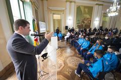 Evento foi realizado na prefeitura municipal na manhã desta terça-feira