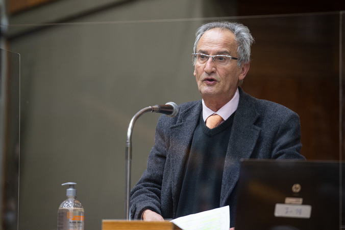 Sessão Ordinária - Vereador Airto Ferronato (Foto: Ederson Nunes/CMPA)