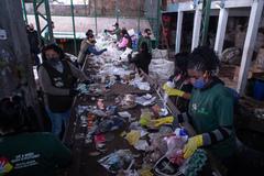 Processo de reciclagem de resíduos descartáveis estará em pauta