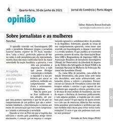 Artigo Ruas JC