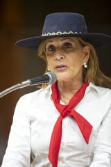 Retrato vereadora Mônica Leal.