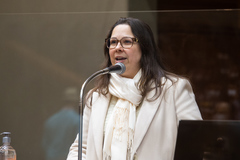 Vereadora Psicóloga Tanise Sabino (PTB) assina o requerimento