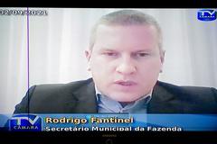 Rodrigo Fantinel destacou que projeto trata da revisão da criação da entidade do POAPrev