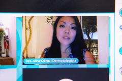 Dermatologista Aline Okita considera fundamental o acesso ao diagnóstico correto