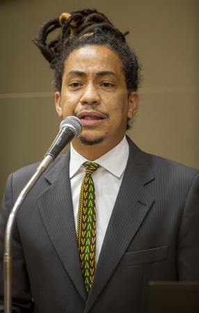 Retrato - Vereador Matheus Gomes (Foto: Elson Sempé Pedroso/CMPA)