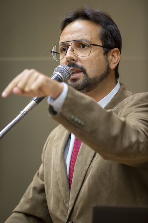 Retrato - Vereador Jonas Reis (Foto: Elson Sempé Pedroso/CMPA)