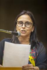 Vereadora Cláudia Araújo