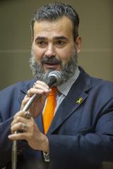 Vereador Claudio Janta