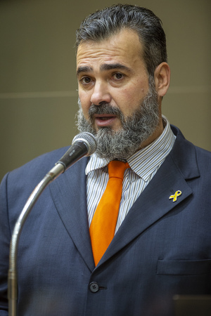 Retrato - Vereador Claudio Janta (Foto: Elson Sempé Pedroso/CMPA)