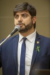Vereador Felipe Camozzato