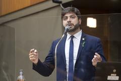 Vereador Felipe Camozatto (Novo)