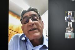 Médico Valter Garcia destacou importância das campanhas de doação de órgãos e tecidos