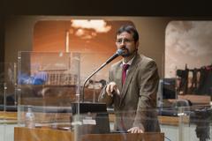 Vereador Jonas Reis (PT)