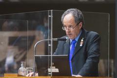 José Luiz Marocco Feijó coordena a subcomissão Polio Plus do Rotary