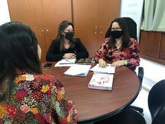 3º Ciclo de Gestão de Desempenho: Vereadora Tanise Sabino promove reuniões de feedback com sua equipe de trabalho