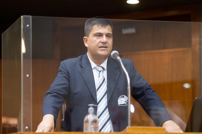 Sessão ordinária - Vereador suplente Artur Goulart toma posse (Foto: Ederson Nunes/CMPA)
