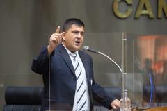 Vereador suplente Artur Goulart toma posse