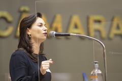 Secretária Janaína Andino