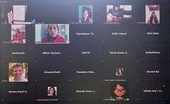 Reunião da Cece teve formato virtual